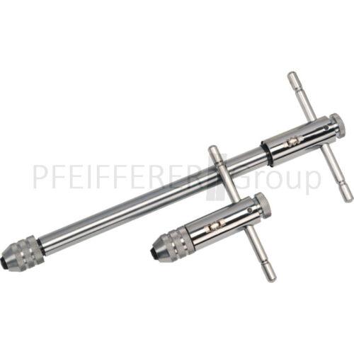 Gr.20// 310mm 4,9-7,0mm M5 P 056 M12 Granit Parts Werkzeughalter mit Knarre
