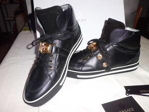 Dettagli su Versace Sneaker Medusa Scarpe Uomo Shoes Size 42 € 620,00 New