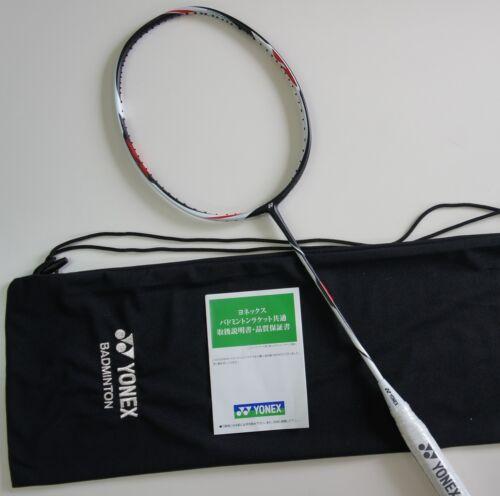 Japan Version YONEX Duora Z-Strike Duo-ZS Badminton Racket 3U5, Choice of String
