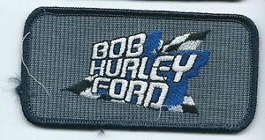 Bob Hurley Ford >> Details About Bob Hurley Ford Dealer Employee Patch 2 X 4 Tulsa Ok