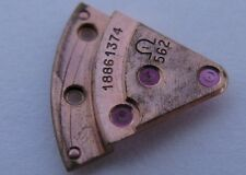 used Omega 562 Watch movement part train wheel bridge