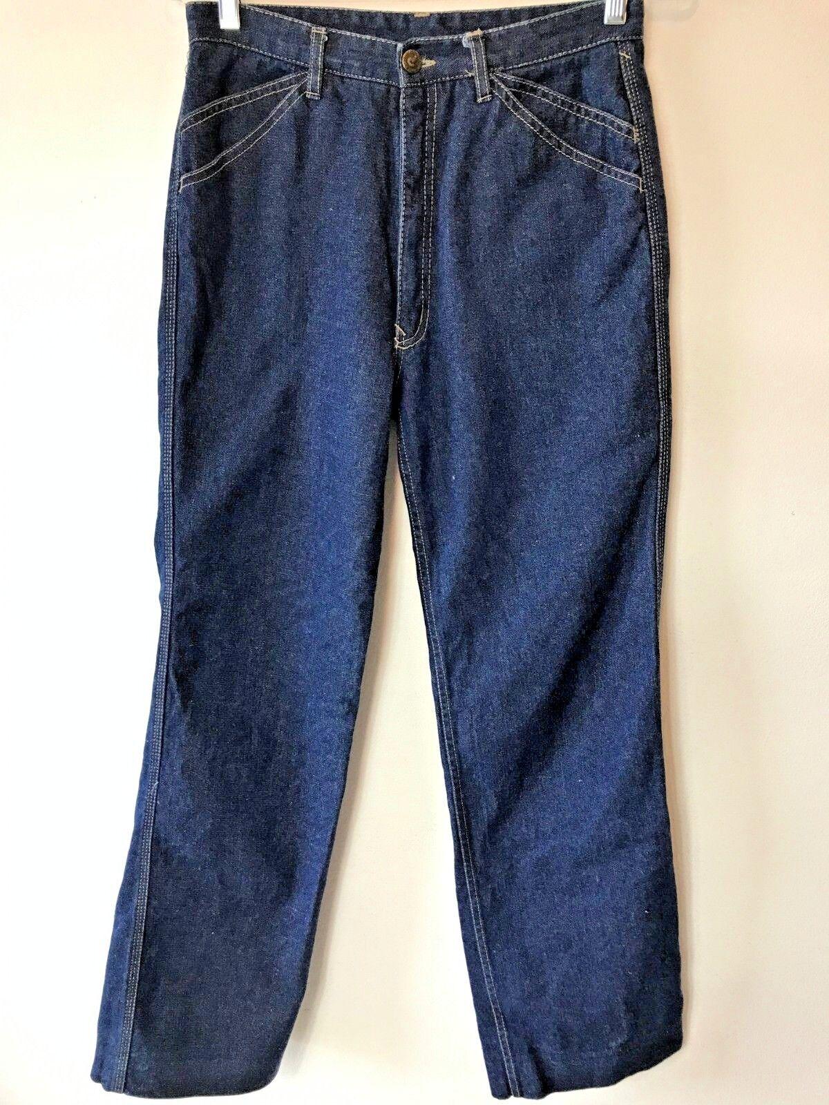 Vintage 1980s Nest N'est Ce Pas High Waist Jeans … - image 10