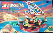 NEW Lego Pirates 6256 Islander Catamaran SEALED King Kahuka - 1994'