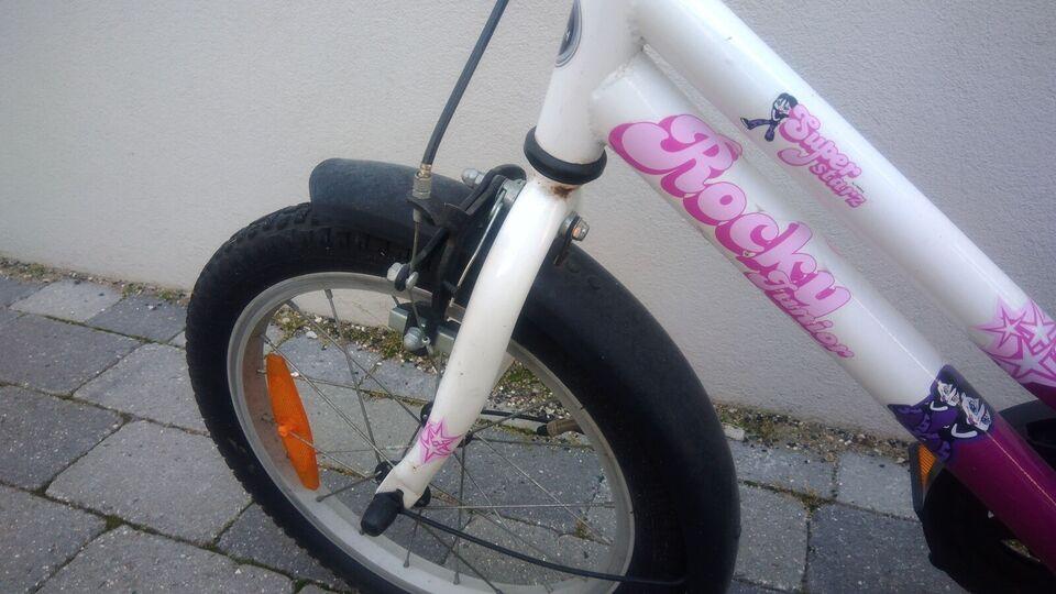Pigecykel, citybike, Rocky