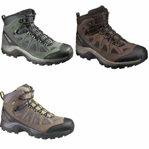 Scarpe-Escursionismo-Trekking-Approach-SALOMON-AUTHENTIC-LTR-GTX-Colori-Vari
