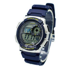 Casio-AE1000W-2A-Digital-Watch-Brand-New-amp-100-Authentic