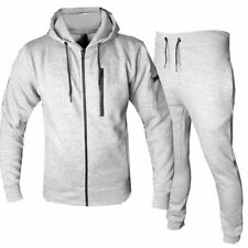 UNDER £12 Mens Slim Fit Tracksuit Top Bottoms Jogging Joggers Skinny CLEARANCE