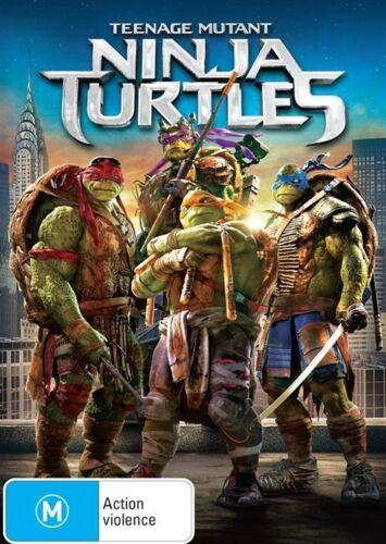 1 of 1 - Teenage Mutant Ninja Turtles (DVD, 2014)brand new sealed