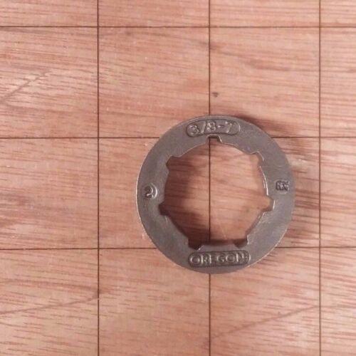 "3//8 Pitch 7 Tooth large 7 spline 68210 OD Chainsaw Sprocket Rim 1.510/"" NEW"