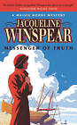 Messenger of Truth: A Maisie Dobbs Mystery by Jacqueline Winspear (Paperback, 2007)