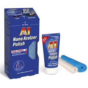 dr wack a1 nano kratzer polish 50 ml nano tech politur. Black Bedroom Furniture Sets. Home Design Ideas