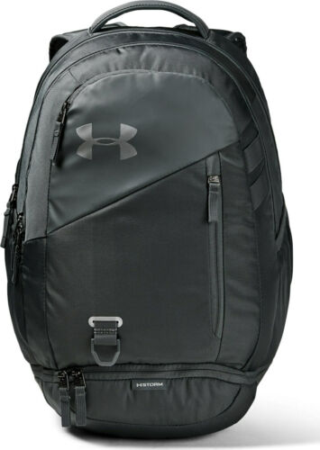 Under Armour School Bag Backpack Hustle 4.0 Rucksack Backpacks Gym Sports Bags