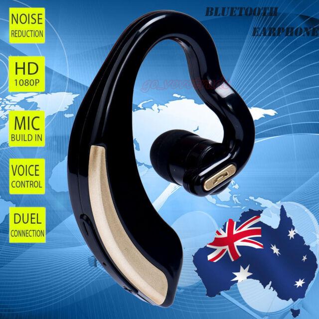 Wireless Bluetooth 4.0 Stereo headphones Sport Earphone Headset for iPhone AU