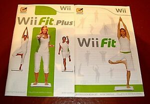 Lot of 3 sports/play wii game instruction manuals insert booklets.