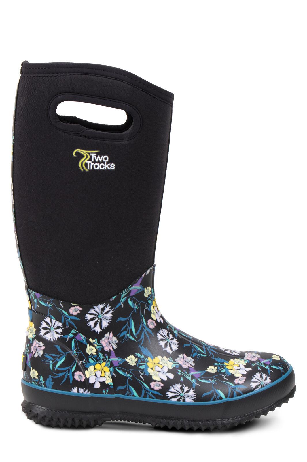 marchi di stilisti economici Twotracks Neoprene Stivali Clara altamente Outdoorstivali Stivali Stivali Stivali di gomma  ottima selezione e consegna rapida