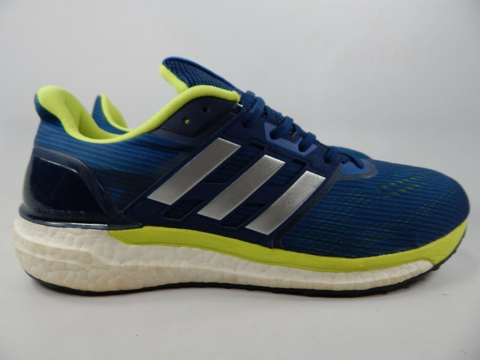 Adidas Supernova Glide 9 Size 10.5 M (D)  3 Men's Running shoes BB6037
