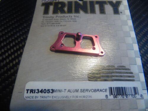 TRINITY TRI34053 Servo Brace Aluminium  LOSI MINI-T
