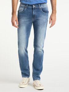 PIONEER Herren 5-Pocket-Jeans RANDO Regular Fit