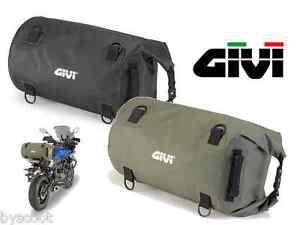 915cac7bd6a Sac rouleau GIVI EA114 30 litres moto transport PVC 30L transport ...