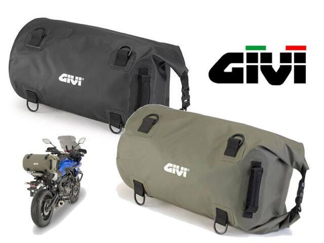 Mochila Rollo Givi EA114 30 Litros Moto Transporte PVC 30L Estanca Nuevo