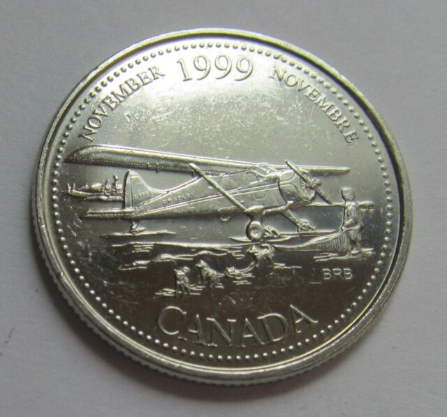 1999 CANADA  QUARTER - NOVEMBER - combined shipping
