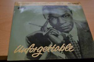 NAT-KING-COLE-UNFORGETTABLE-EP-7-034-SINGLE-CAPITOL-RECORDS-MONO-EAP20053