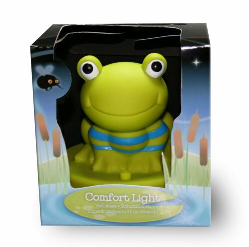 Spearmark confort grenouille lumière Nuit Enfants Forme de Grenouille camping voyage # 15m2