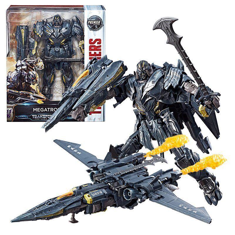 Transformers The Last Knight Premier Edition Megatron Figure 23cm  Hasbro NEW