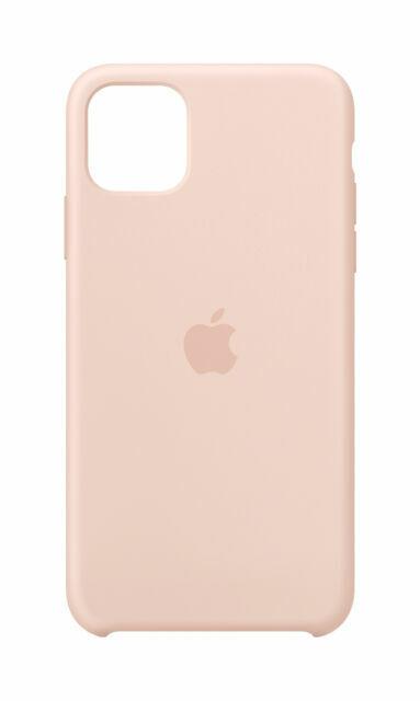 Apple Silicone Cover per Apple iPhone 11 Pro Max - Rosa sabbia