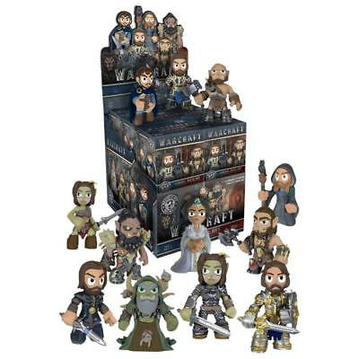 VertrauenswüRdig Display Case Of 12 X Warcraft Funko Mystery Minis Vinyl Figures Blind Boxes New Freigabepreis