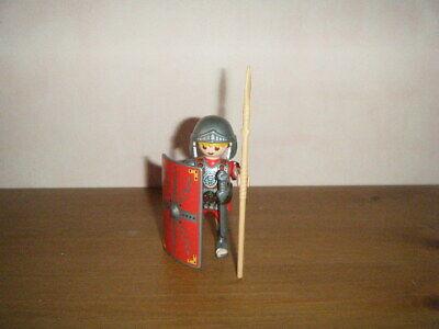 Playmobil Lot x2 Paire de Bras Legionnaire Romain Arms Epaulette Silver /& Cuir