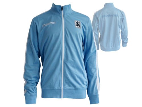 Giacca Training Tsv Jacket 1860 Munich per Xl Blue Löwen 3 anthem Macron wwqrHTU