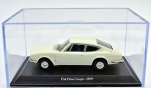 Model Car Fiat Dino Scale 1/43 diecast NOREV vehicles vintage collection