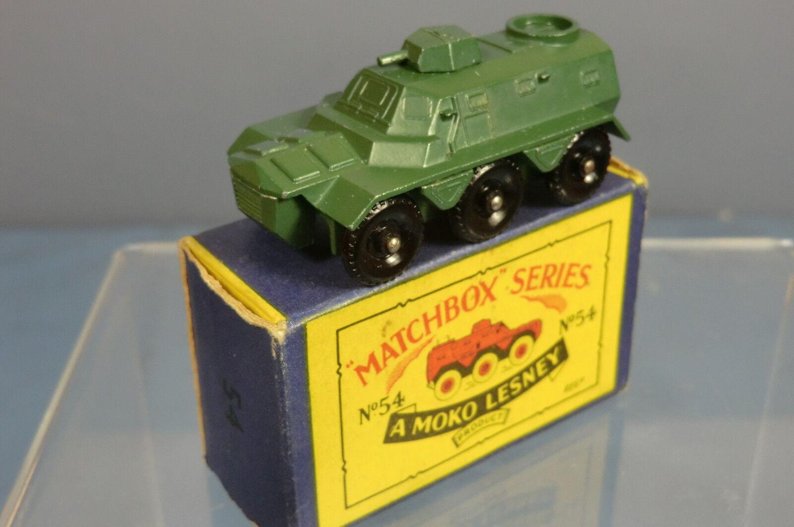Matchbox moko lesney model model model No.54a