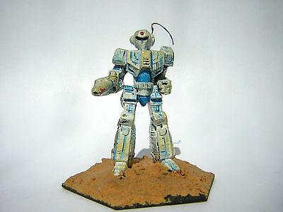Accurato Battletech Ral Partha Fasa Vespa Wsp-1a - Invisibile, Metallo, Dipinto-mostra Il Titolo Originale
