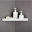 Toughened-Bathroom-Corner-Shelf-Shelve-Glass-Shower-Wall-Mount-Storage-Shelving thumbnail 9