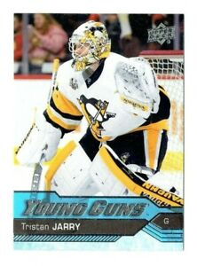 Rookie-2016-17-Upper-Deck-Young-Guns-Pittsburgh-Penguins-Tristan-Jarry