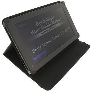 Funda-para-Sony-Xperia-Tablet-Z-SGP311-Book-Style-PROTECTORA