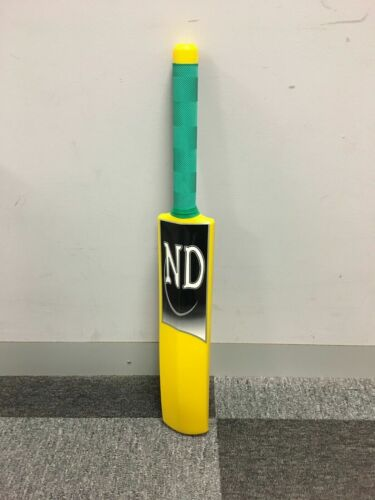 5 **New 4 2,3 ND Plastic Cricket Bat Adults /& Junior Sizes 1