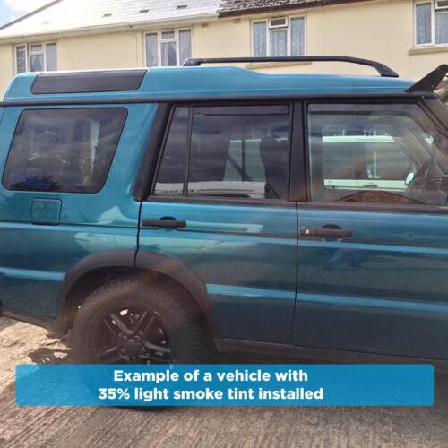 VW POLO 5-DOOR 2009-14 35/% LIGHT REAR PRE CUT WINDOW TINT