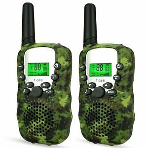 Dimy Toys For 3 12 Year Old Boys Outdoor Stocking Stuffer Walkie