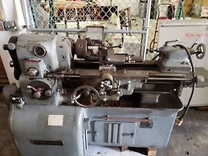 Used Metal Lathes Atlas South Bend Logan Leblond Monarch >> Details About Monarch 10ee Vintage Precision Tool Room Lathe 10x20 Swing 20