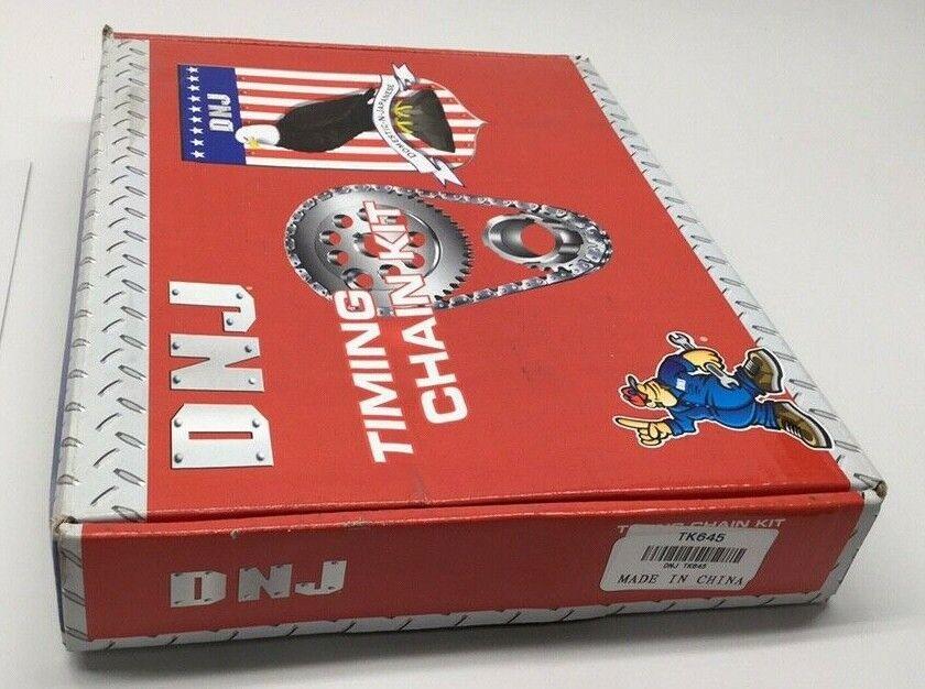 DNJ TK645 Timing Chain Kit For 04-09 Nissan Altima Maxima 3.5L V6 DOHC 24v