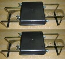 Two JORGENSEN Model 8510 Made in USA Pony Cabinet Claw Clamps With ...
