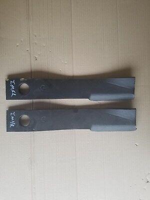 International WAC Rotary Cutter Blades for 6/' Cut code IM6 set of 2