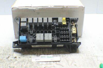 2002-2005 Kia Sedona Fuse Box Relay Unit 0K52Y66760 Module ...