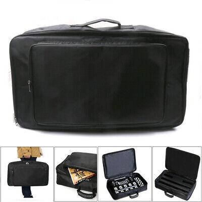 Universal Guitar Effects Pedal Board Gig Bag Case DIY ...