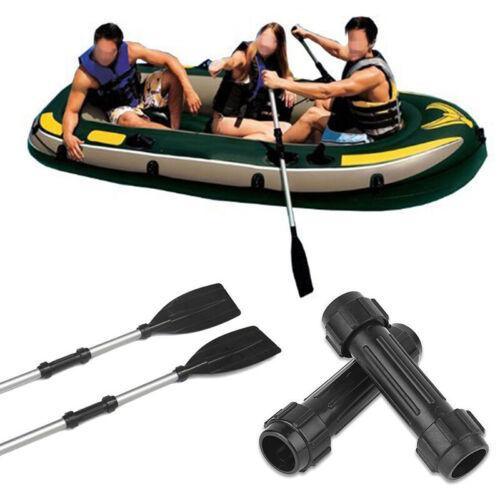 2PCS 28mm Plastic Kayak Paddles Lightweight Join Together Connectors Boat Oars