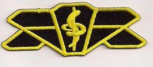 Babylon-5-Medical-Patch-Uniform-Aufnaher-neu