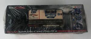 2004 Ryan Newman #12 Alltel Dodge 1/24 DieCast Car Preferred Series Team Caliber